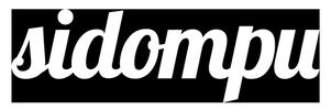Sidompu Logo Text